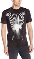 The Mountain Big Face Grevy's Zebra USA T-Shirt