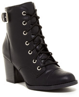 Rampage Justina Lace-Up Boot