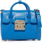 Furla Metropolis Mini Satchel Bag