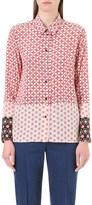 Sandro Boro silk shirt