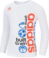 adidas Little Boys' Graphic-Print T-Shirt