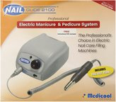 Medicool Nail Glide 2100 Professional Electric Nail File 3.0 Pounds