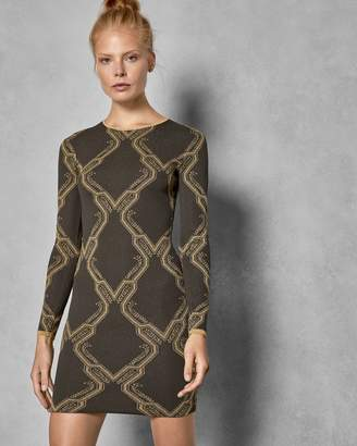 Ted Baker Ice Palace Knitted Dress