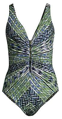 Miraclesuit Swim Women's Monteverde Charmer One-Piece Swimsuit