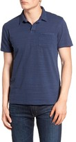 Lucky Brand Men's Johnny Collar Polo