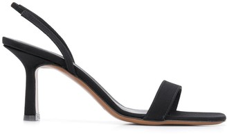 Neous Tulip slingback sandals