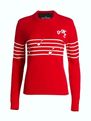 Marc Jacobs The Band Wool-Blend Sweater