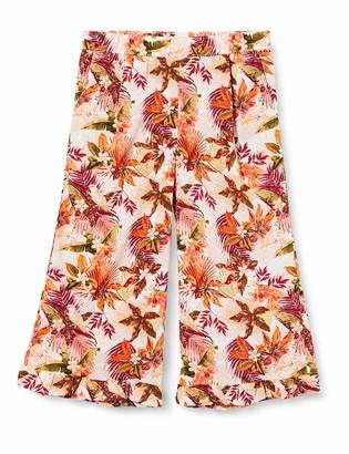 Name It Girl's Nkfvinaya Culotte Pant Hh Trouser