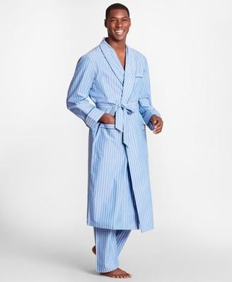 Brooks Brothers Stripe Robe