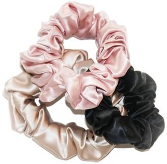 Slip Silk Scrunchies (Set of 3)