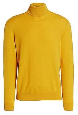 Ralph Lauren Purple Label Men's Cashmere Turtleneck Sweater