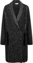Sonia Rykiel Double-breasted stretch wool-blend coat