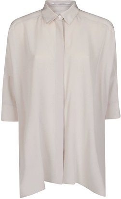 Agnona Relaxed Fit Blouse