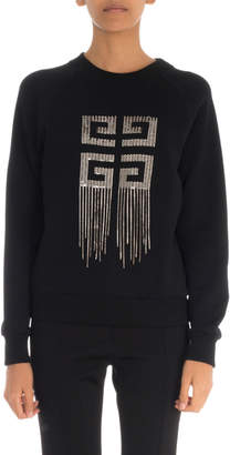 Givenchy Logo-Embroidered Sweatshirt