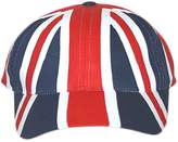 England Baseball Cap Union Jack Cap with strap