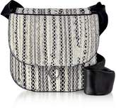 Jil Sander Warp Small Shoulder Bag