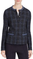 Basler Check Tweed Jacket