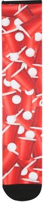 Original Penguin Unisex-Adult's Funny Fashion Novelty Photo Printed Socks