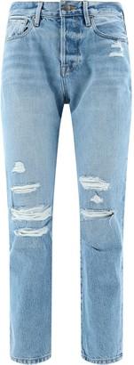 Frame Le Original Straight Jeans