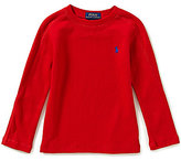 Ralph Lauren Little Boys 2T-7 Long-Sleeve Thermal Tee
