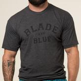 Blade + Blue Grey & Black Tee