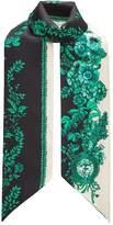 Fendi Heritage Maxi Wrappy scarf