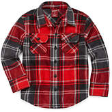 Arizona Long Sleeve Button-Front Shirt - Boys