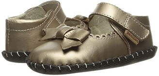 pediped Betty Originals (Infant) (Champagne) Girl's Shoes