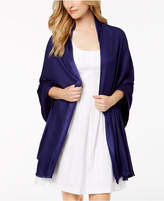 INC International Concepts I.n.c. Solid Oversized Soft Wrap, Created for Macy's