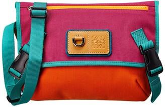 Loewe Small Canvas Messenger Bag