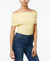 Free People Carly Off-The-Shoulder Sweater