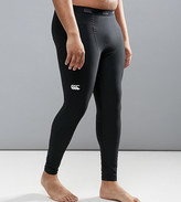 Canterbury of New Zealand PLUS Thermoreg Baselayer Tights In Black E512740-989