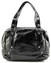 Parentesi Clarity Women Synthetic Black Satchel.