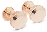 Alice Made This - Oliver Rose Gold-Plated Cufflinks