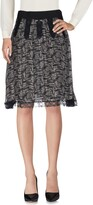 Blumarine Knee length skirts - Item 35292918