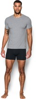 Under Armour Men's Charged Cotton Crew Undershirt - 2-Pack