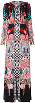 Temperley London Blaze printed maxi dress