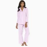 Ralph Lauren Bengal-Stripe Pajama Set