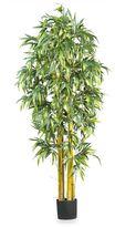 Bed Bath & Beyond Nearly Natural 6-Foot Big Bamboo Silk Tree