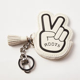 Roots Peace Key Chain Pouch Prince