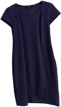 Max Mara Weekend Blue Wool Dresses