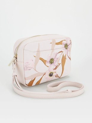 Ted Baker Cabana Non Leather Camera Bag - Pink