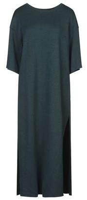 GABARDINE 3/4 length dress