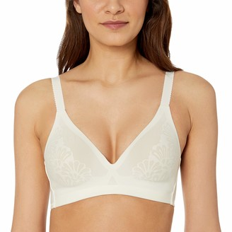 Bali Women's Beauty Gravity Defying Natural Lift Wireless Bra