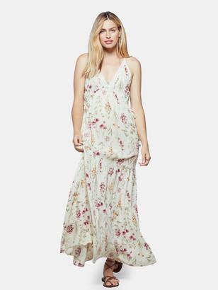 Band of Gypsies Desert Sage Maxi Dress