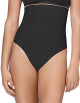 Yummie by Heather Thomson High-Waisted Thong Shaper