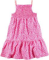 Carter's Sleeveless Geo-Print Dress - Toddler Girls 2t-5t