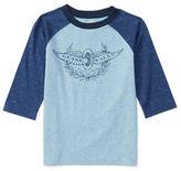 Ralph Lauren Boys 2-7 Racing Graphic Baseball T-Shirt