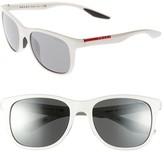 Prada 55mm Square Sunglasses