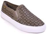 Tory Burch Lennon - Perforated Slip On Sneaker